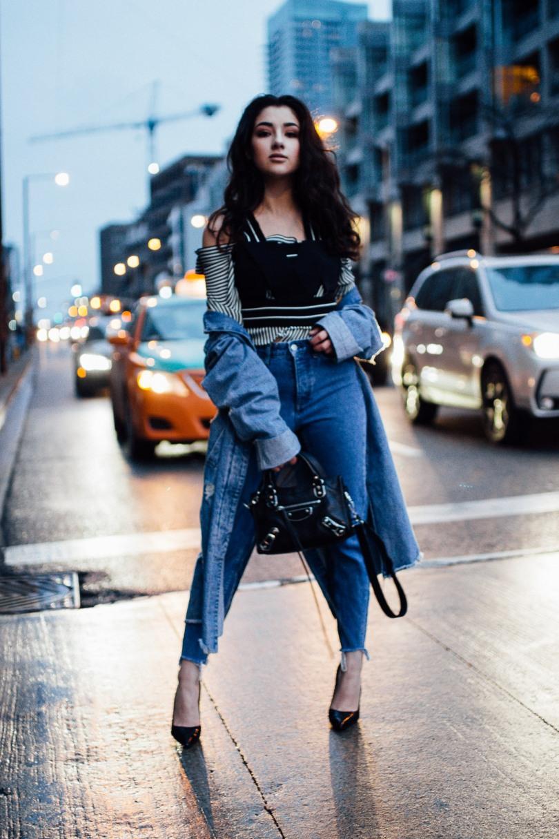 Ashley Settingiano Street Style SILVERSTILE Blogger