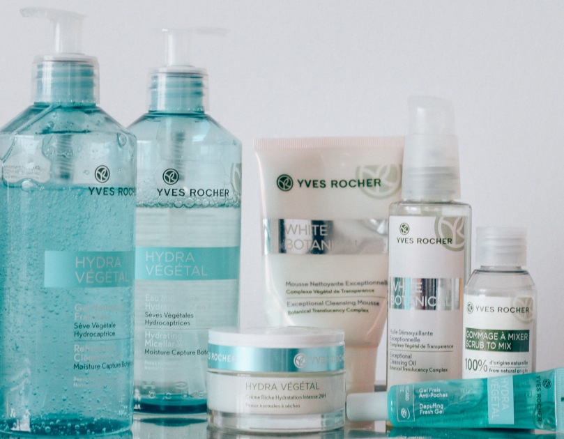 Natural Skincare Routine Yves Rocher
