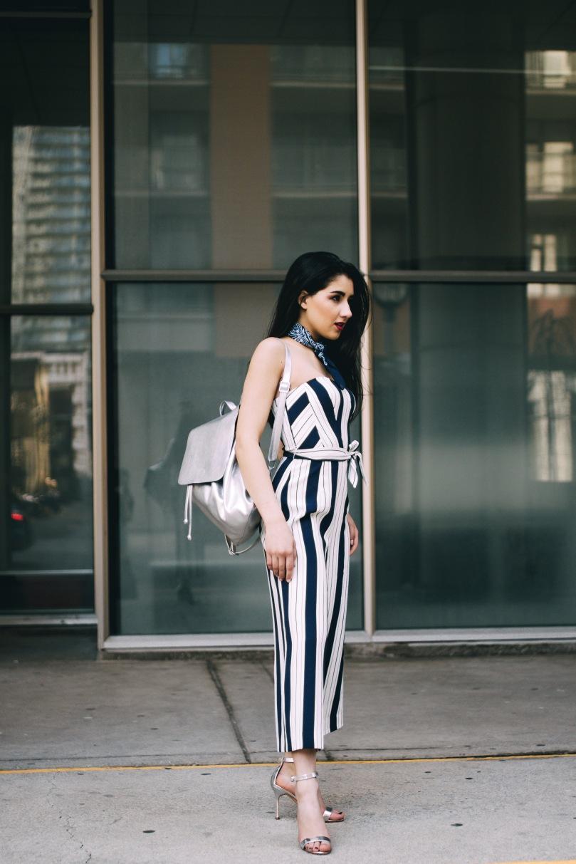 Ashley-Settingiano-Stripped-Jumpsuit-Style